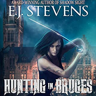 Hunting in Bruges audiobook cover art