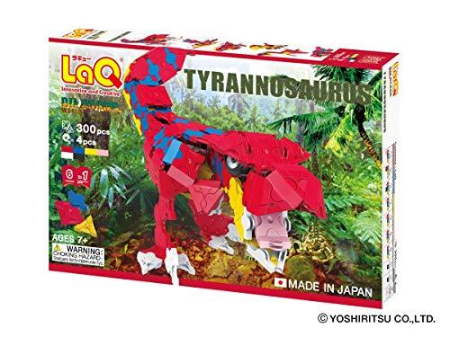 LaQ (ラキュー) ダイナソーワールド ティラノサウルス