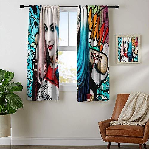 51r6zkTcQtL Harley Quinn  Curtains