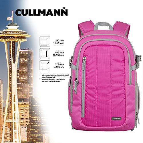CULLMANN Seattle TwinPack 400+, berry