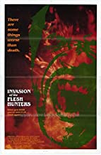 Invasion of the Flesh Hunters (B) POSTER (11