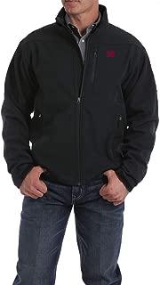 Men's Solid Bonded Jacket