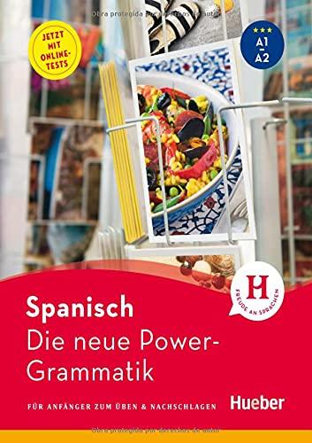 Die neue Power-Grammatik Spanisch: Buch mit Online-Tests