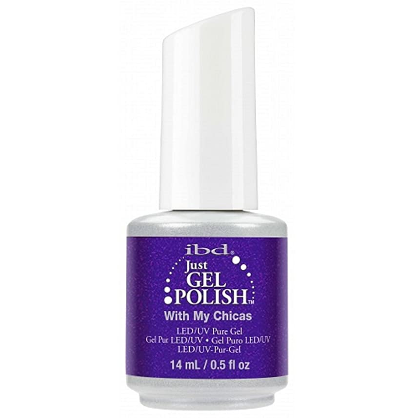 会計士吸収剤要件ibd Just Gel Nail Polish - With My Chicas - 14ml / 0.5oz
