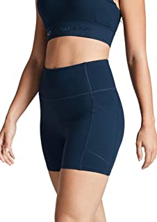 Rockwear Activewear Women's Mid Thigh Pocket Tight from Size 4-18 for Bike Shorts Ultra High Bottoms Leggings + Yoga Pants...