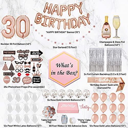 30th birthday decoration _image1