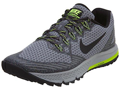 Nike Wmns Air Zoom Wildhorse 3, Zapatillas de Running para Mujer, Gris (Cool Grey/Blk-Anthrct-WLF Gry), 36 EU