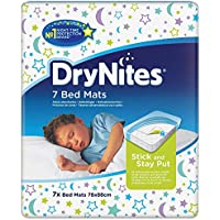 HUGGIES DRYNITES BED MATS 7