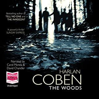 Couverture de The Woods