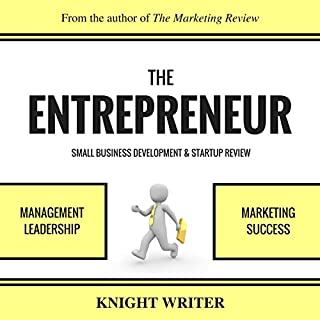 The Entrepreneur, Small Business Development, & Startup Review cover art