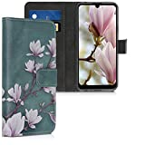 kwmobile Hülle kompatibel mit LG K40S - Kunstleder Wallet