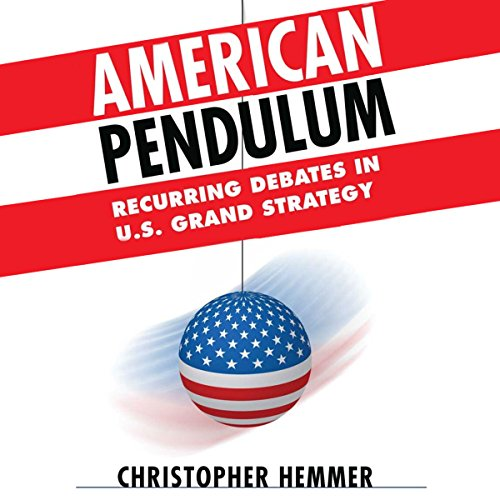 American Pendulum audiobook cover art