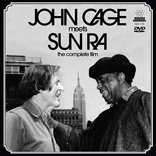 John Cage Meets Sun Ra The Film (7'+Dvd)