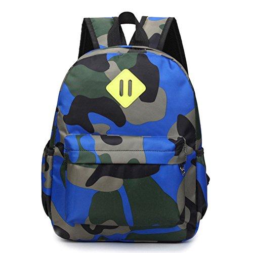 Estwell Tarnung Schulrucksack Schulranzen Kinderrucksäcke Kinder Mädchen Jungen Freizeitrucksack Daypack Sports Schultaschen