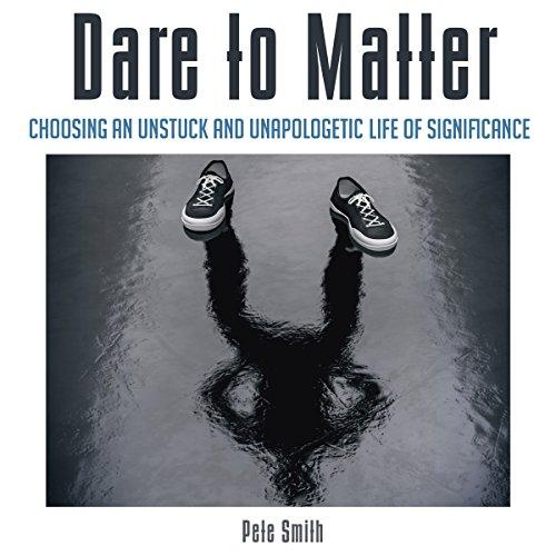 Dare to Matter audiobook cover art