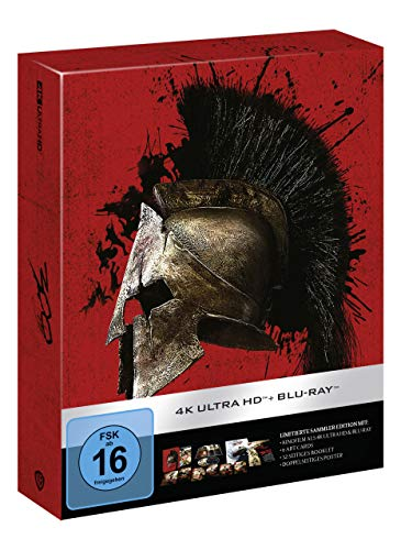 300 Collector's Edition - Limited UCE Edition [4K UHD + Blu-ray]