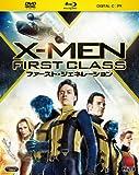 X-MEN:ファースト・ジェネレーション 2枚組ブルーレイ&DVD&デジタルコピー(ブルーレイケース)〔初回生産限定〕 [Blu-ray] image
