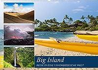 Big Island - Reise in eine unvergessliche Welt (Wandkalender 2022 DIN A2 quer): Die groesste Insel Hawaiis bietet einzigartige Naturerlebnisse (Monatskalender, 14 Seiten )