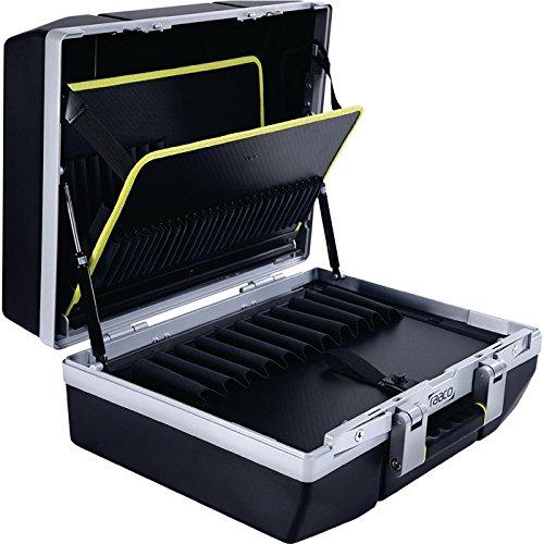 raaco 143387 Werkzeugkoffer Basic XL mit...
