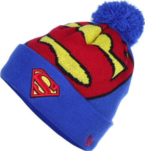 New Era x DC Comics - Bonnet Homme Superman Char Woven Biggie