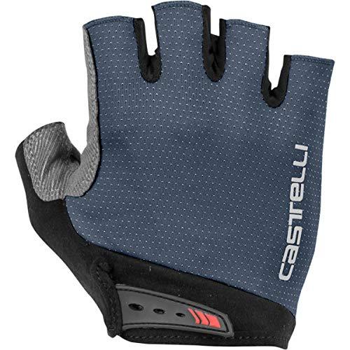 guanti castelli ciclismo Castelli ENTRATA Glove Guanti Ciclismo XXL col. Dark Steel Blue