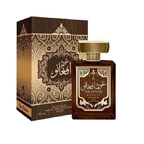 Perfume Oud Afgano EDP de 100 ml por Khalis Strong Oud – la mejor fragancia fuerte para hombres