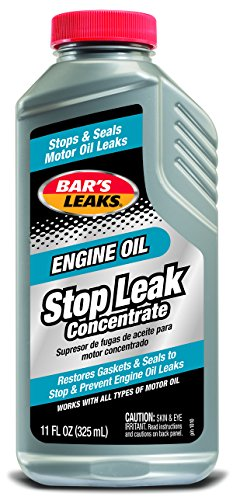 Bar's Leaks-1010 Engine Oil Stop Leak Concentrate - 11 oz Pack of 1, Grey