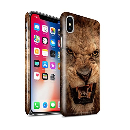 Stuff4 VAR for Wildlife Apple iPhone XS leeuw