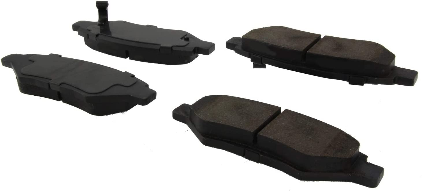 StopTech 305.13370 Street Select Pads 評価 Brake 格安 価格でご提供いたします with Hardware