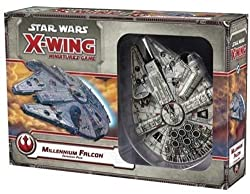 best star wars board games x-wing millenium falcon