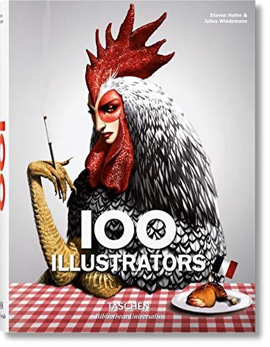100 Illustrators: BU (Bibliotheca Universalis)