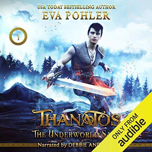 Thanatos audiobook cover art