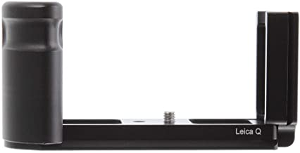 Shuangyu Vertical Quick Release Plate Bracket Hand Grip Holder for Leica Camera Arca-Swiss Tripod Head