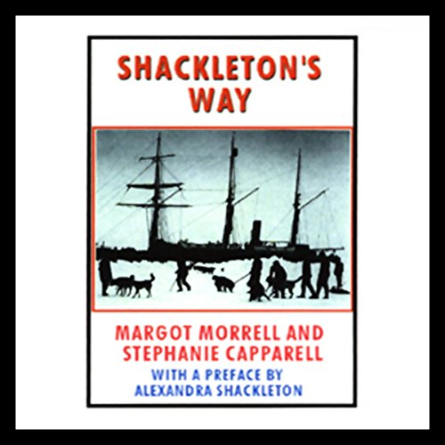 Shackleton's Way audiobook cover art