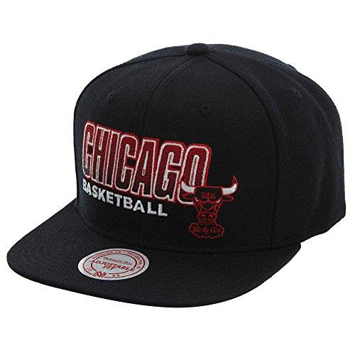 Mitchell & Ness Chicago Bulls Score Keeper Snapback Black