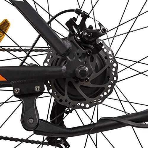"51r7C7Qu6fL. SL500 Ecotric Electric Mountain Bike 26"" with 500W Motor"