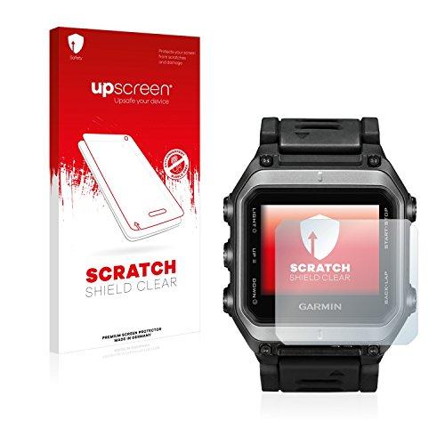 upscreen Protector Pantalla Compatible con Garmin epix Película Protectora – Transparente, Anti-Huellas