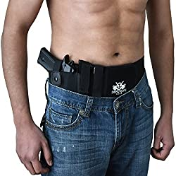DEFENSIVE GEAR BELLY BAND HOLSTER REVIEW