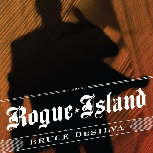 Rogue Island audiobook cover art