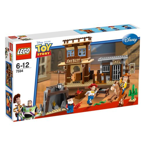 LEGO Toy Story 7594 - Woody's Round-up