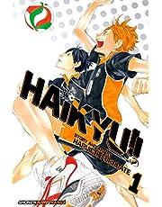 Haikyu!!, Vol. 1: Hinata and Kageyama (English Edition)