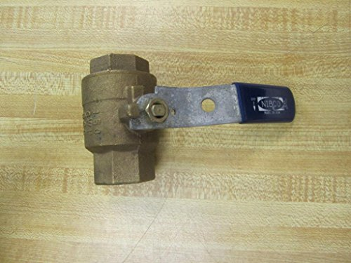 Nibco SP-110 SP110 Bronze Ball Valve