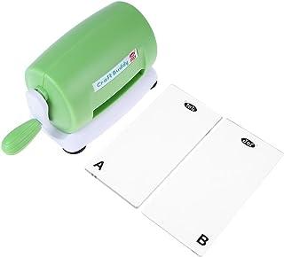 Demiawaking Matrice de découpe et gaufrage, idéale pour la fabrication de cartes en papier, le scrapbooking, la réalisatio...