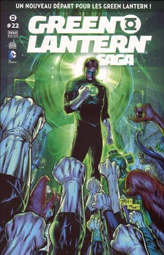 Green Lantern Saga, N° 22 :