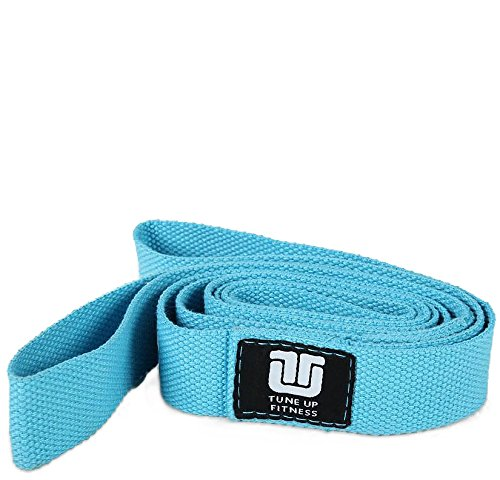 Yoga Tune Up Stretch Strap Double Loop by Jill Miller by Yoga Tune Up