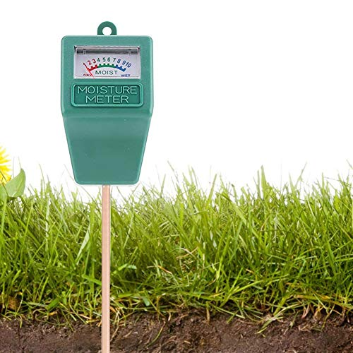 Best Prices! Censinda Soil Moisture Meter,Garden Moisture Sensor Hygrometer Soil Water Monitor for...