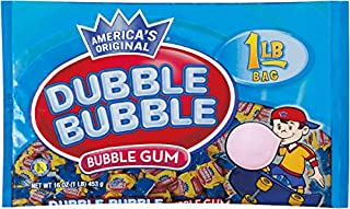 Concord Dubble Bubble Gum, Assorted, 16 oz