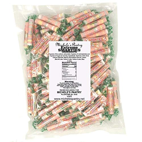 Extreme Smarties 2 lbs