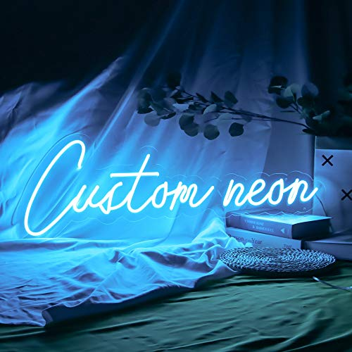 H-Dimensions Custom Neon Signs for Personalized Decoration, Gift, Party, Event, Company Logo or...