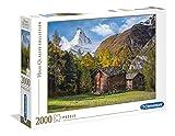 Clementoni Puzzle 2000 Piezas Fascination with Matterhorn, Color (32561.0)